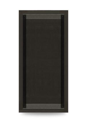 M+W Gartenflair GFK Teichbecken rechteckig 2500 Liter schwarz
