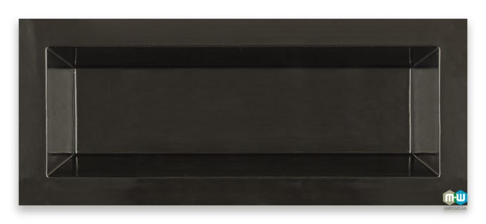 M+W-Gartenflair-GFK-Teichbecken-rechteckig-700-Liter-quer-6071-schwarz