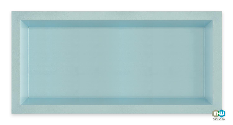 M+W-Gartenflair-GFK-Teichbecken-rechteckig-2500-Liter-6075-blau-granit