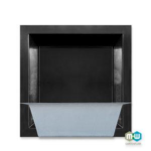 M+W-Gartenflair-GFK-Teichbecken-quadratisch-1510_Liter-schwarz-6026-2