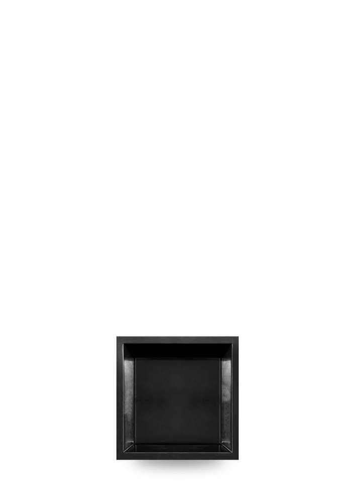 M+W-Gartenflair-GFK-Teichbecken-quadratisch-260-Liter-schwarz-6005