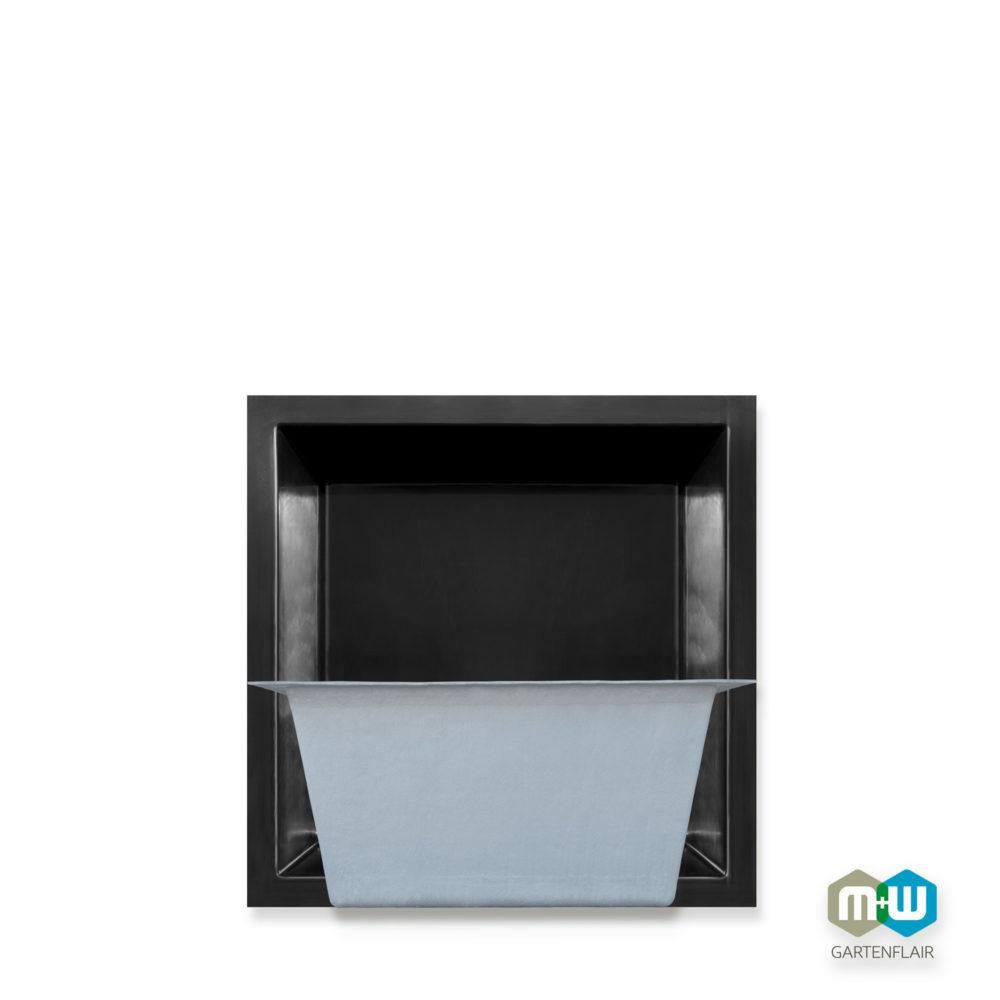 M+W-Gartenflair-GFK-Teichbecken-quadratisch-695_Liter-schwarz-6020-2