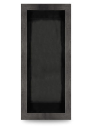 M+W Gartenflair GFK Teichbecken rechteckig 7280 Liter schwarz