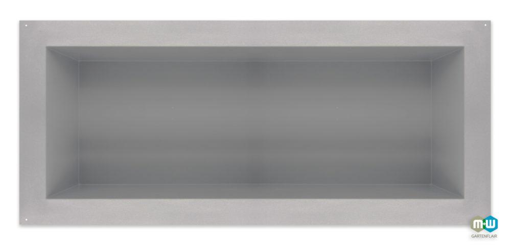M+W-Gartenflair-GFK-Teichbecken-rechteckig-7280-Liter-grau-granit