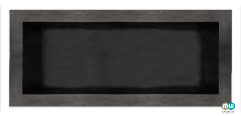 M+W-Gartenflair-GFK-Teichbecken-rechteckig-7280-Liter-schwarz